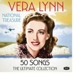 Vera Lynn - National Treasure - The Ultimate Collection CD - 06025 3780158