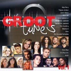 Groot Tunes Vol. 1 CD - CDJUKE 89