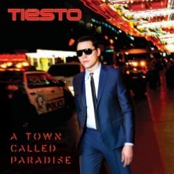 Tiësto - A Town Called Paradise CD - 06025 3784375