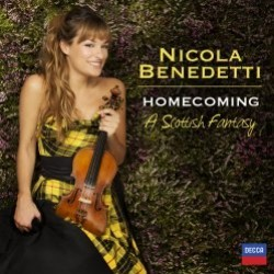 Nicola BenedettiBBC Scottish Symphony OrchestraRory Macdonald - Homecoming - A Scottish Fantasy CD - 00289 4786690