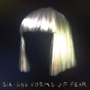 Sia - 1000 Forms Of Fear CD - CDRCA7417