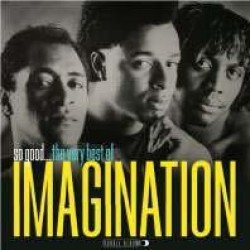 Imagination - So Good! The Very Best Of CD - CDRPM 7133
