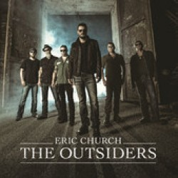 Eric Church - The Outsiders CD - 375774