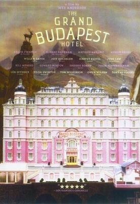 The Grand Budapest Hotel Vinyl