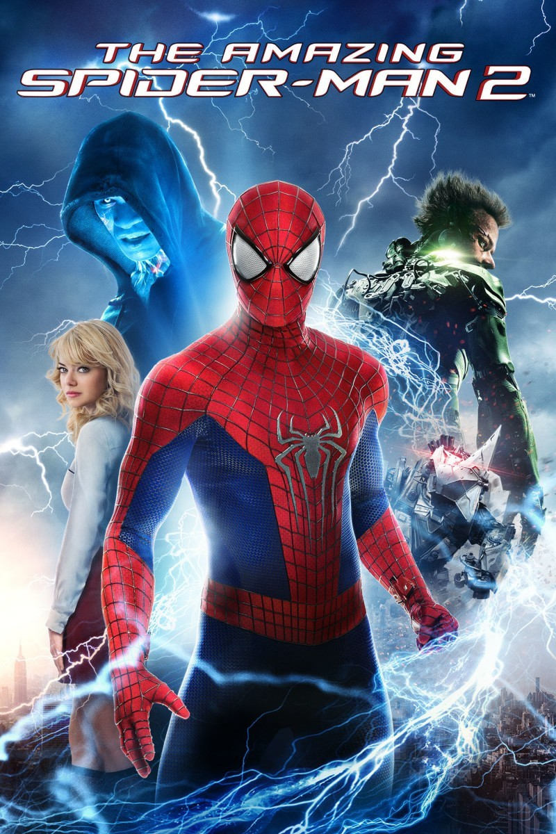 The Amazing Spider-Man 2 DVD - 10225575