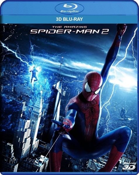 The Amazing Spider-Man 2 3D Blu-Ray - 10225716
