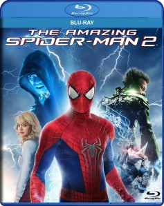 The Amazing Spider-Man 2 Blu-Ray - 10225725