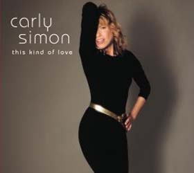 Carly Simon - This Kind Of Love CD - 08880 7230800