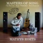 Mathys Roets - Master Of Song (Cat Stevens, Roger Whittaker, Neil Diamond) CD - MVA 26
