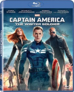 Captain America: The Winter Soldier Blu-Ray - 10224090