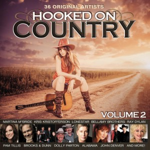Hooked On Country Volume 2 CD - CDSEL0055