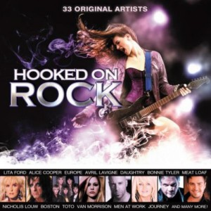 Hooked On Rock CD - CDSEL0058