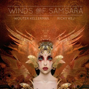 Wouter Kellerman & Ricky Kej - Winds Of Samsara CD - KELLF47008