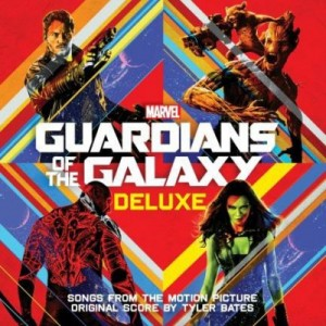Soundtrack - Guardians Of The Galaxy Deluxe Edition CD - 00500 8731447