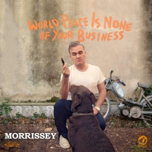 Morrissey - World Peace Is None Of Your Business CD - 06025 3781656