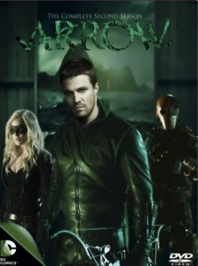 Arrow: Season 2 DVD - Y33260 DVDW
