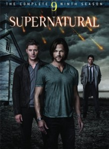 Supernatural: Season 9 DVD - Y33250 DVDW