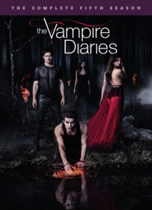 The Vampire Diaries: Season 5 DVD - Y33204 DVDW