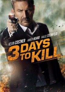 3 Days to Kill DVD - 04055 DVDI