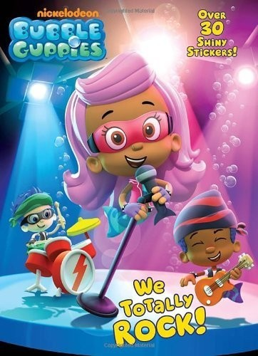 Bubble Guppies: We Totally Rock! [DVD]