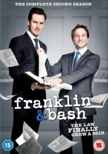 Franklin & Bash: Season 2 DVD - V22085 DVDS