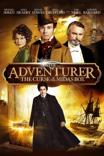 The Adventurer: The Curse of the Midas Box DVD - 72238 DVDU
