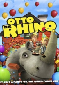 Otto the Rhino DVD - 72580 DVDU