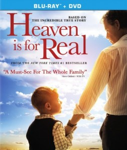 Heaven Is for Real Blu-Ray - BDS C1659