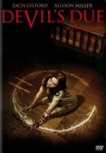 Devil's Due DVD - 59014 DVDF