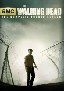 The Walking Dead: Season 4 DVD - SEND-084