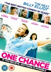 One Chance DVD - 10224040
