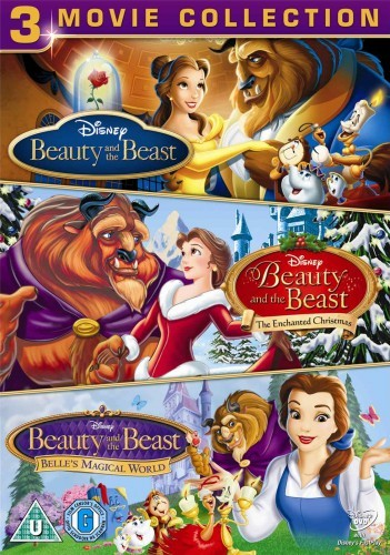 The Beauty And The Beast Boxset DVD - 10224295