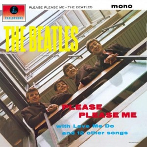 The Beatles - Please Please Me (Mono) VINYL - 06025 3782570