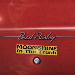 Brad Paisley - Moonshine In The Trunk CD - 88843055282