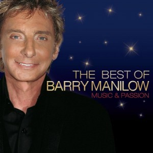 Barry Manilow - Music & Passion - The Best Of Barry Manilow CD - CDAST579