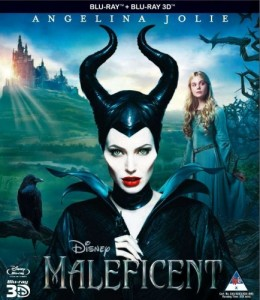 Maleficent 3D Blu-Ray+Blu-Ray - 10224366