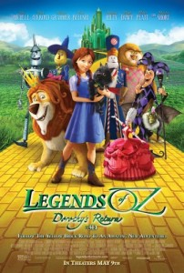 Legends of Oz: Dorothy's Return 3D Blu-Ray Hybrid - 10223945