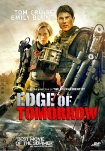 Edge of Tomorrow DVD - Y33264 DVDW