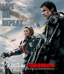 Edge of Tomorrow Blu-Ray - Y33265 BDW