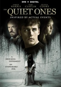The Quiet Ones DVD - 04062 DVDI