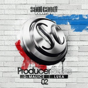 D-Malice And Luka - Producer Series Vol. 2 CD - SCCD324