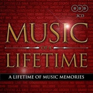 Music Of A Lifetime CD - DARCD 3144