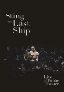 Sting - When The Last Ship Sails DVD - 06025 3789914