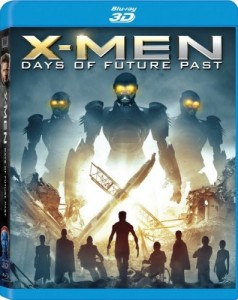 X-Men: Days of Future Past 3D Blu-Ray - 3D BDF 58301