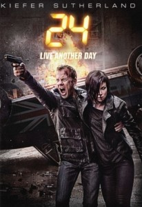 24: Live Another Day (Season 9) DVD - 59371 DVDF