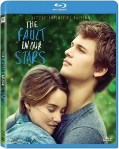 The Fault in Our Stars Blu-Ray - BDF 61963