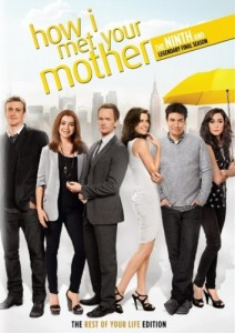 How I Met Your Mother: Season 9 DVD - 59286 DVDF