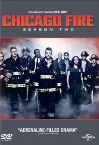 Chicago Fire: Season 2 DVD - 72602 DVDU