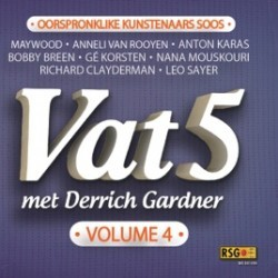 Vat 5 Volume 4 CD - DGR1940