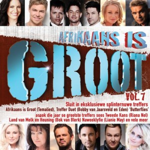 Afrikaans Is Groot Vol.7 CD - CDJUKE 104
